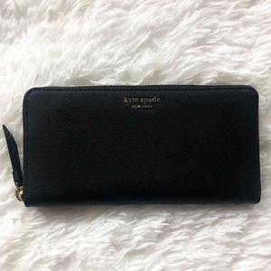 NWT Kate Spade Large Continental Cameron Wallet